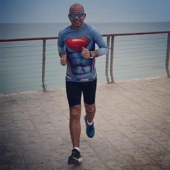 אורי יונה בוגר קורס מאמני ריצות ארוכות