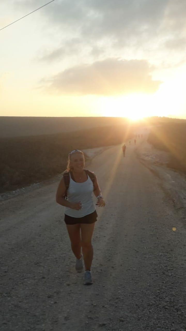 מירי כהן בוגרת קורס מדריכי ריצה